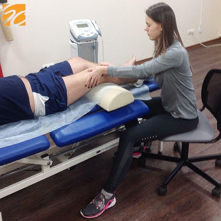 Резекция внутреннего мениска коленного сустава