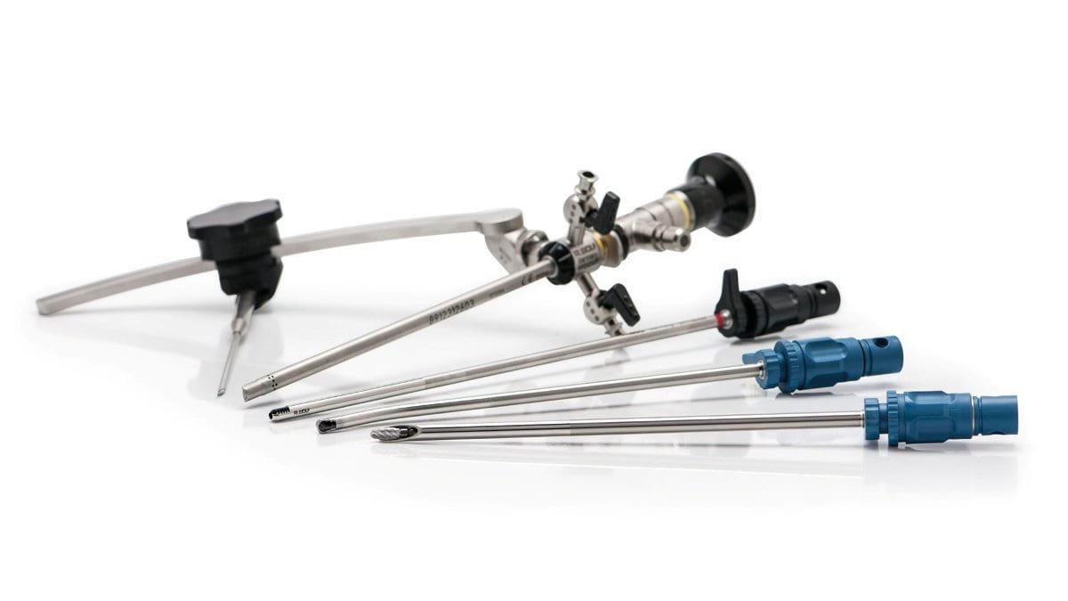 Хирургические инструменты для артроскопии